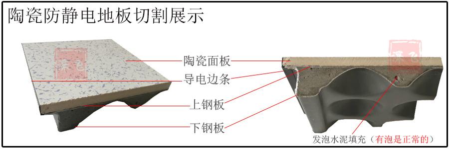 深飞防静电地板国内防静电地板 佼佼者防静电地板厂家 深圳防静电地板